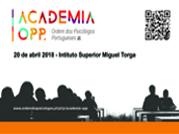 Dia da Academia Ordem dos Psicólogos Portugueses no ISMT